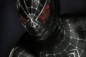 black spiderman wallpapers top free