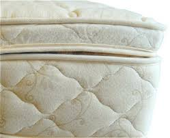 Natural Latex Mattress Topper Quilted with Organic Cotton and Wool &  Adamdwight.com