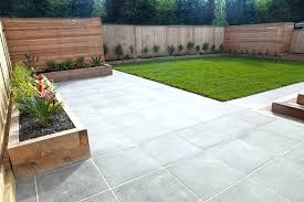 concrete paver patio pavers backyard