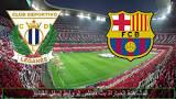 نتيجة بحث الصور عن برشلونة وليغانيس بث مباشر