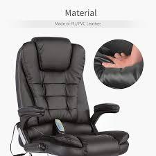 black foam mattress topper. Mecor Office Massage Chair Executive Heated Vibrating Computer Black  Kitchen Dining Memory Foam Mattress Topper Leather