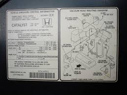 obd2 96 97 honda accord to jdm obd1 h22a dohc vtec engine motor stock h22 92 95 vacuum diagram