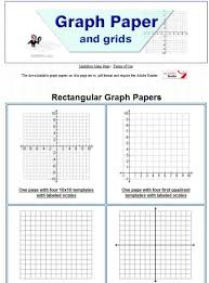 downloadable graph paper printable graph paper math estimating data coordinate grid
