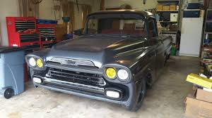 1959 Chevrolet Apache Twin Turbo Daily Driver Truck | Custom ...