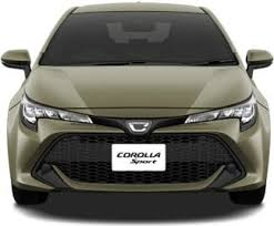 Check spelling or type a new query. New Toyota Corolla Sport Pictures Front Photo And Interior Image