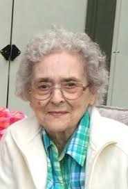 Obituary of Arlene Edna Johnson | McCleister Funeral Home located i...