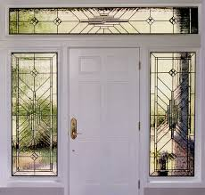 entryway stained glass front entry austin