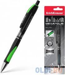 <b>Ручка капиллярная</b> автоматическая <b>Erich Krause</b> MEGAPOLIS ...