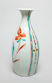 Robin Gilpin Ceramic Designs Bottle Vase Detroit Institute Of Arts Museum