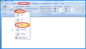 Como Hacer Tripticos En Word 2010 Como Hacer Triptico Con Word