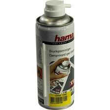 Пневмоочиститель (баллон с газом) Hama <b>Air Duster</b>, 400 ml ...