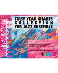 First Year Charts For Jazz Ensemble 1st Trobone Tom Lee