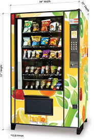 Vending Machines Healthy Delectable Our Machines Hello Healthy Vending