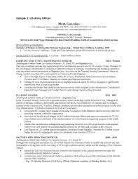 Military To Civilian Resume Sample Inspirational Navy Resume