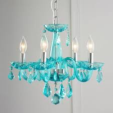 turquoise chandelier lighting. Brilliance Lighting And Chandeliers Glamorous 4-light Full Lead Turquoise Blue Crystal Chandelier R
