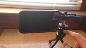 diy smartphone tripod mount easy to build iphone 5 tripod mount you