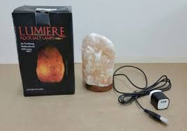 Lumiere Salt Lamp Custom Himalayan Rock Salt Lamp Recall Lumière Rock Salt Lamp Recall