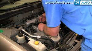 how to install replace spark plugs nissan sentra 04 06 1aauto com 1996 Nissan Sentra Fuse Box Diagram at 2004 Nissan Sentra 1 8 Fuse Box Diagram