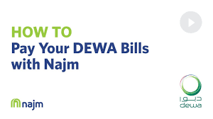 Visit our site for more details. Najm Online Pay Your Dewa Bills Youtube