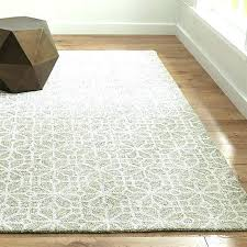 neutral area rugs arts and crafts wool rug 10x14 wrought studio gray
