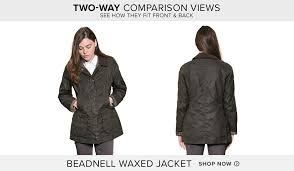 beadnell waxed jacket now
