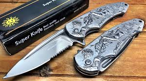 Pocket Knife With Wolf Design Cheap Wolf Tactical Find Wolf Tactical Deals On Line At