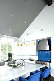 sloped ceiling track lighting. Pendant Lighting For Sloped Ceilings Light Vaulted Ceiling Track Kitchen Contemporary With Stainless H