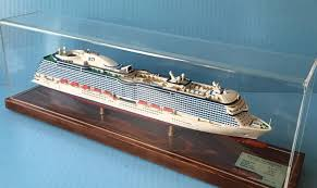 china royal princess cruise ship models composite paint wooden boat models supplier