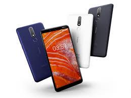 Nokia Comparison Chart Nokia 3 1 Plus