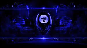 alienware desktop background radioactive blue 1920x1080