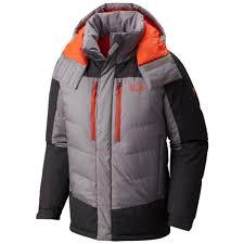 Mens Glacier Guide Down Parka Mountain Hardwear Latulippe