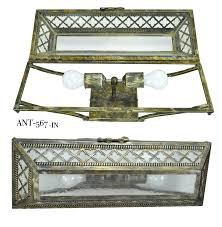 arts and crafts or gothic style semi flush mount close ceiling light ant 567 alternate view 0 alternate view 1 alternate view 2