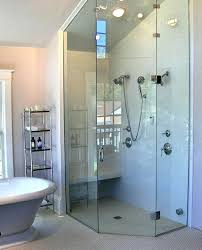 custom glass shower doors ford metro glass custom glass shower enclosure and custom showers we custom glass shower doors
