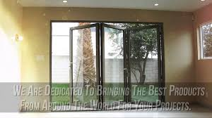 folding glass patio door aluminum bifold doors