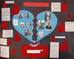 ousd lesson plan like water for chocolate esquivel student project from 2002 a visual essay based on their reading of laura esquvel s like water for chocolate click on the picture for larger view