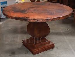 dining table copper