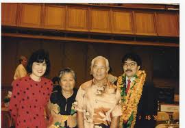 david y ige a strong work ethic from dad set the example 1991jan opening day