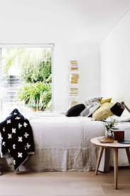 Table In Bedroom 8 Styling Tips For Your Bedside Table