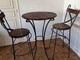 Ensemble table et 2 chaises hautes occasion en France 【 OFFRES ...