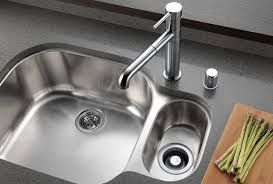 sink garbage disposal. Interesting Garbage A Garbage Disposal Can Quickly Turn From Kitchen Sink Convenience To Gunky  Nightmare If You Donu0027t Use It Properly One Of The Biggest Mistakes People Make  Intended Sink Garbage Disposal Delta Faucet