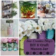 Mason Jar Projects Diy And Craft Mason Jar Projects And Tutorials Hello Creative Family