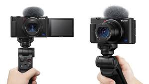 Sony unveils 'idiot proof' YouTuber camera - Independent.ie