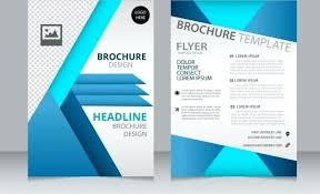 Microsoft Flyer Template Free Download Variety Of Brochure Templates Free Vector Download For