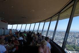 dinner seattle space needle. dsc00454 skycity restaurant seating view dinner seattle space needle