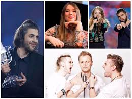 Spotify Charts 2017 Eurovision 2017 Songs Climb The Spotify Charts Led By