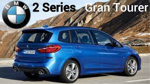 Bmw 2 Series Gran Tourer More Sporty And Enlarged Minivan From Bavaria Youtube