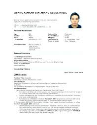 How Too Make A Resume How To Create A Resume Template Here Are ...