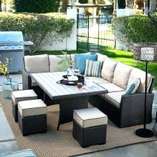 garden dining set outdoor round table and chairs images of round rattan garden furniture rattan garden dining set