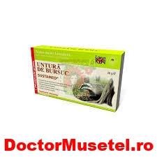 68.50 RON - Untura de bursuc SUSTAMED 100+20cps - DoctorMusetel.ro