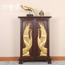 Image Asian Influence Thai Impression Console Tables Southeast Asian Style Wood Furniture Chinese Classical Handmade Wood Carving Station Entrance Cur Aliexpress Thai Impression Console Tables Southeast Asian Style Wood Furniture
